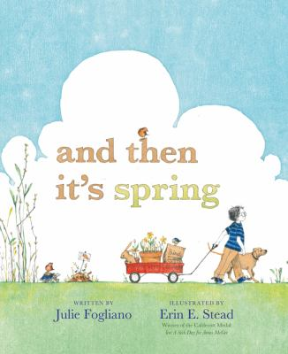 Cover image for And then it's spring