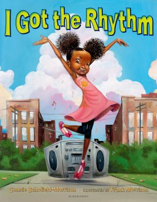 Cover image for I got the rhythm