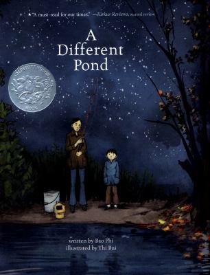Cover image for A different pond