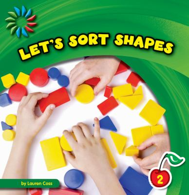 Cover image for Let's sort shapes