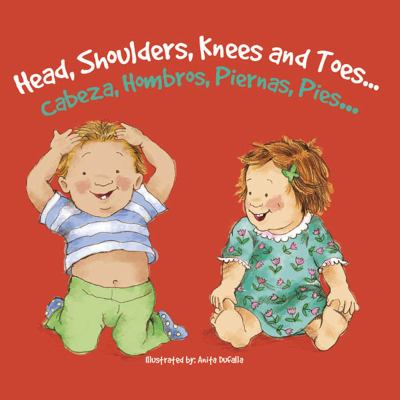 Cover image for Head, shoulders, knees and toes... = Cabeza, hombros, piernas, pies...