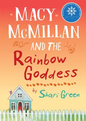 Cover image for Macy McMillan and the rainbow goddess