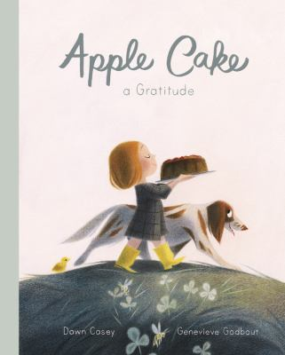 Cover image for Apple cake : a gratitude