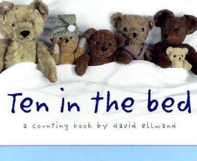 Cover image for Ten in the bed : a counting book