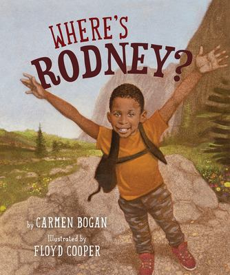 Cover image for Where's Rodney?