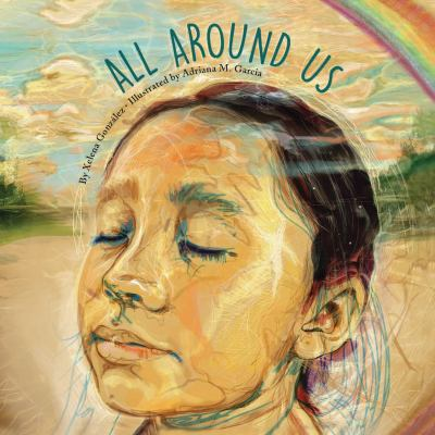 Cover image for All around us