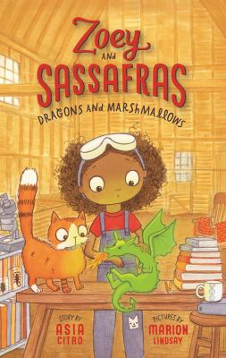 Cover image for Dragons and marshmallows