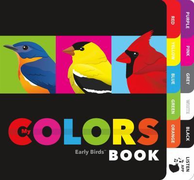 Cover image for My colors book