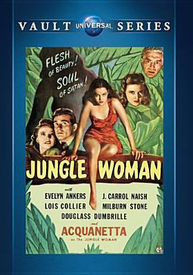 Cover image for Jungle woman