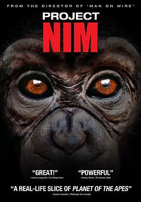 Cover image for Project Nim