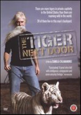 Cover image for The tiger next door