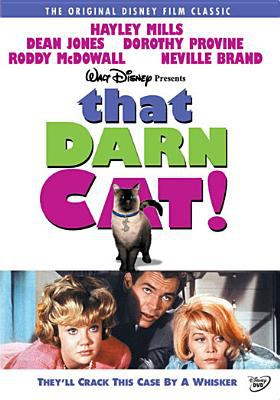 Cover image for That darn cat!