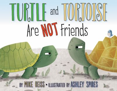 Turtle-and-Tortoise-are-not-friends
