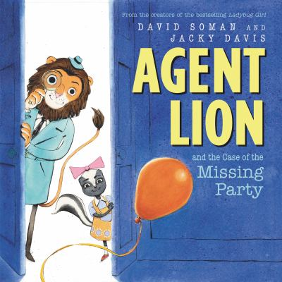 Agent-Lion-and-the-case-of-the-missing-party