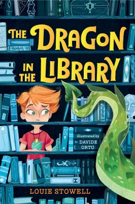 The-dragon-in-the-library