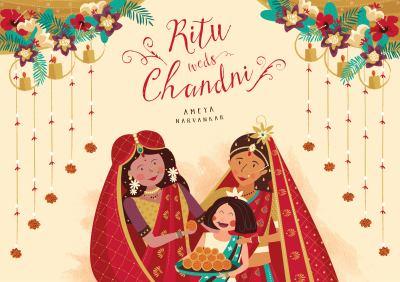 Ritu-weds-Chandni