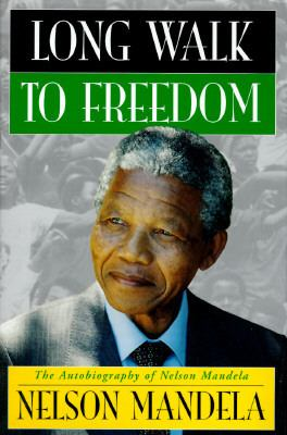 book cover image: photo of Nelson Mandela