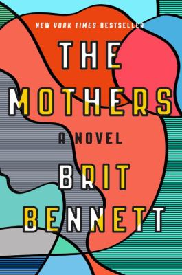 Book Cover image of The Mothers: Abstract proflie of woman's head and hair from the side, in varing colors