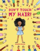 Don't Touch my Hair by Sharee Miller Book Cover