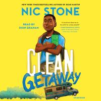 Clean Getaway By Nic Stone   Book Cover