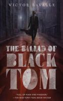The Ballad of Black Tom By Victor Lavalle - Book Cover