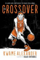 The Crossover by Kwame Alexander - Book Cover