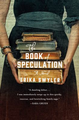 Cover image for The book of speculation