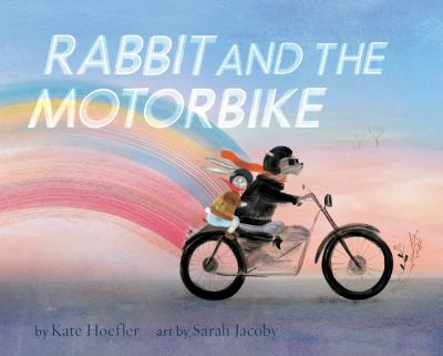 Cover image for Rabbit and the motorbike