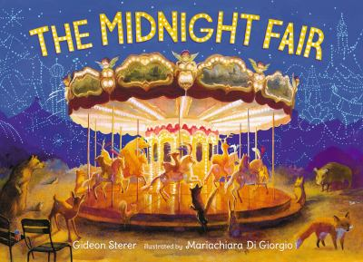 Cover image for The midnight fair