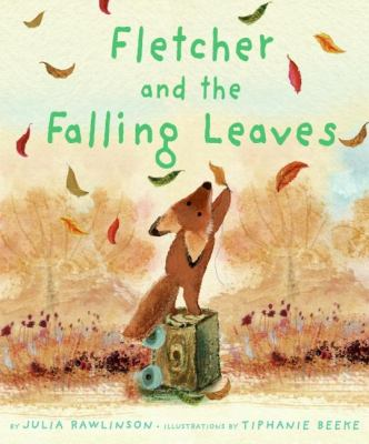 Cover image for Fletcher and the falling leaves