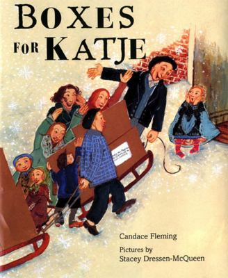 Cover image for Boxes for Katje