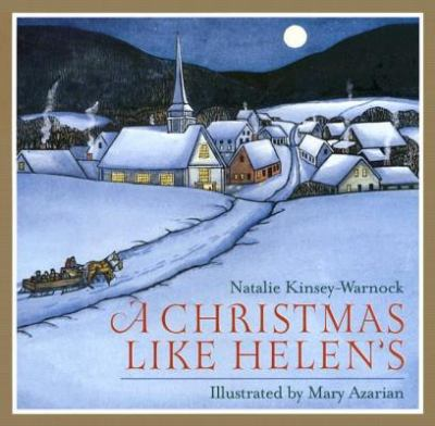 Cover image for A Christmas like Helen's