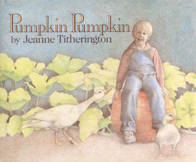 Cover image for Pumpkin, pumpkin