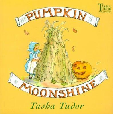 Cover image for Pumpkin moonshine