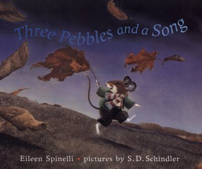 Cover image for Three peebles and a song
