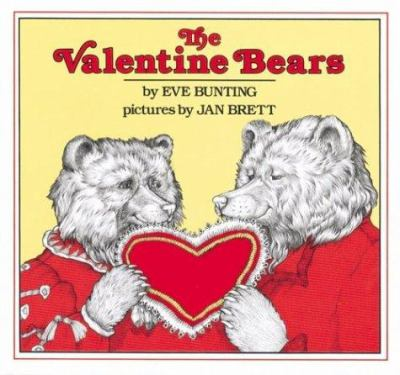 Cover image for The Valentine bears
