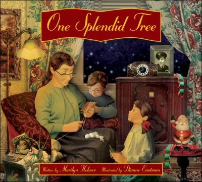 Cover image for One splendid tree
