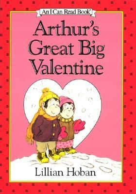 Cover image for Arthur's great big valentine