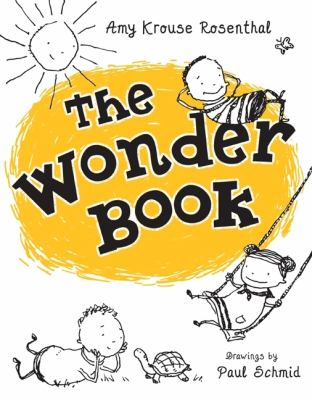 Cover image for The wonder book