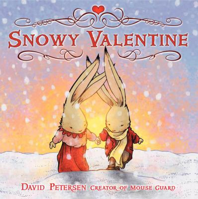 Cover image for Snowy Valentine