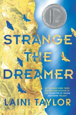 Cover image for Strange the dreamer