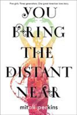 Cover image for You bring the distant near