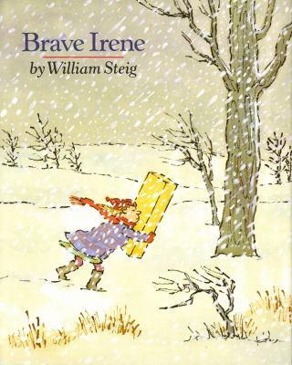 Cover image for Brave Irene