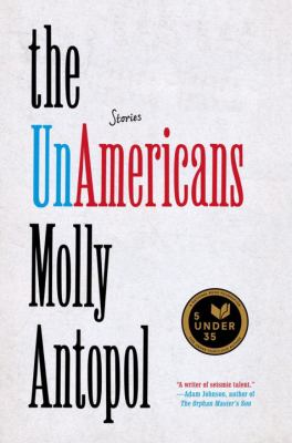 Cover image for The UnAmericans : stories