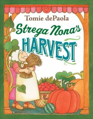 Cover image for Strega Nona's harvest