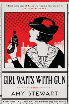 Cover image for Girl waits with gun