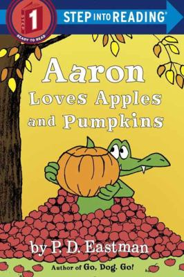 Cover image for Aaron loves apples and pumpkins