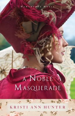 Cover image for A noble masquerade