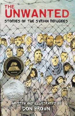 Cover image for The unwanted : stories of the Syrian refugees