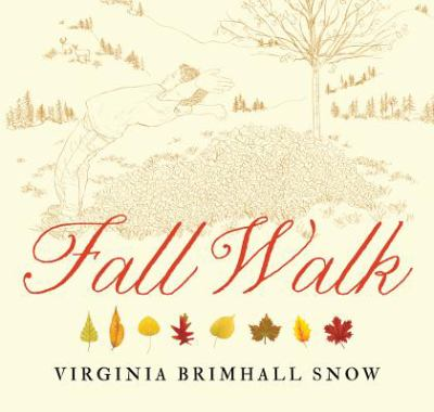 Cover image for Fall walk